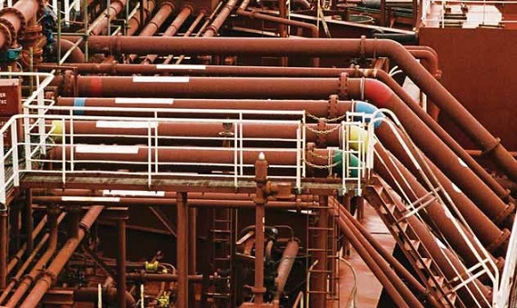 Ships Machinery Space Piping System Maintenance Guideline